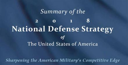 National Defense Strategyu of the United states of America 2018